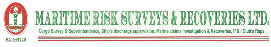 MARITIME RISK SURVEYS & RECOVERIES LTD